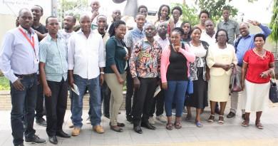 Dialogue inclusif sur les méfaits liés  à l'usage de la drogue au Burundi