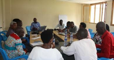 Vers la promotion de la santé en milieu  Batwa