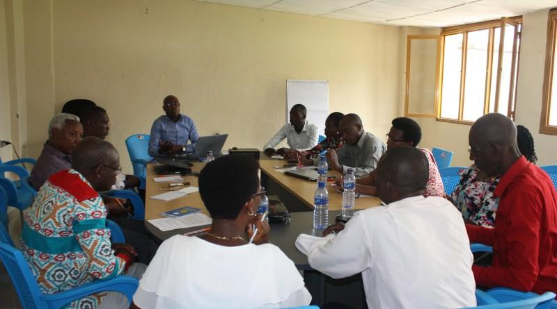 Atelier d'orientation et d'adaptation de la methodologie du projet KIRA