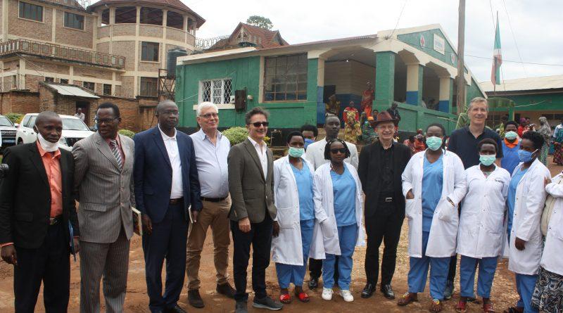 Visite des ambassadeurs de l'Union Européenne dans la province de Kayanza