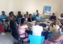 Une réunion du staff de l'ABS avec la Représentante  Légale