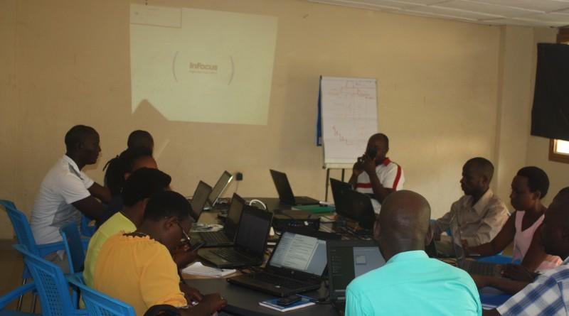 Renforcement des capacités en informatique du Staff « TWITEHO AMAGARA ».