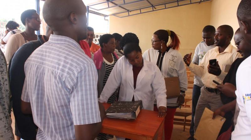 Atelier de formation sur la qualité et l'intégration des services VIH et SSR pour les jeunes PC dans le cadre du projet Kora-Dub.